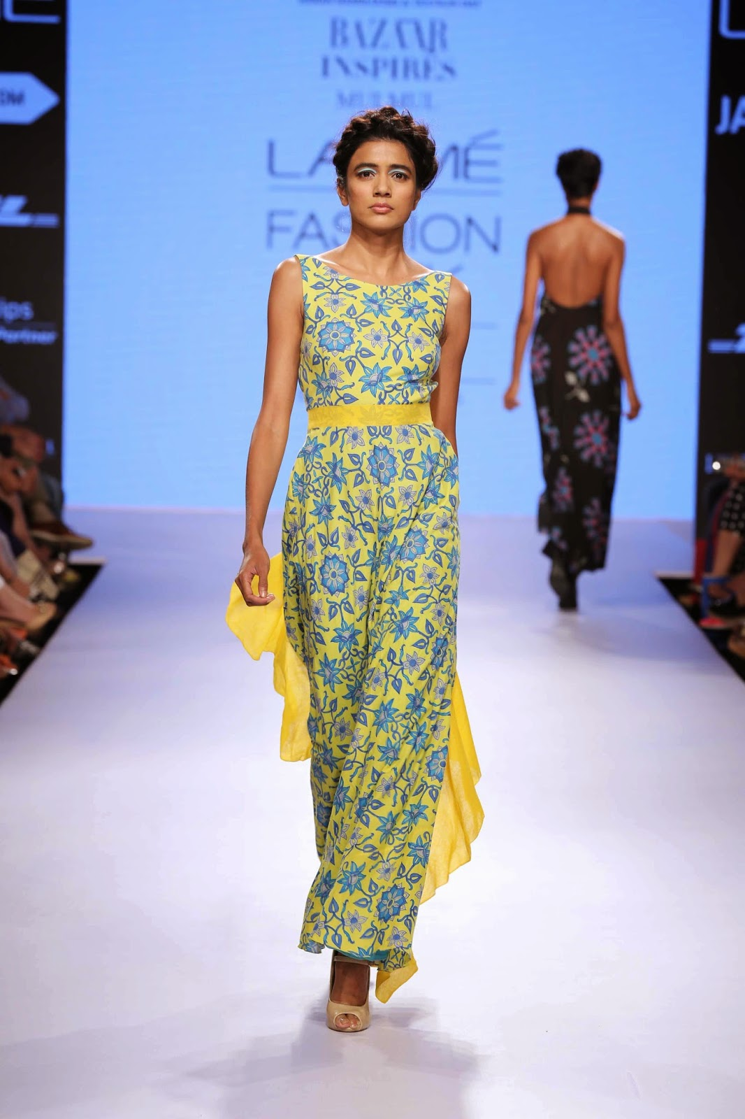 http://aquaintperspective.blogspot.in/, LIFW Day 2, Anupama Dayal