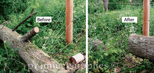 Checking Electric Fence With Voltmeter : Premier farm diary troubleshooting electric fences