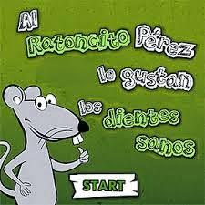 JUEGA CON EL RATÓN PÉREZ