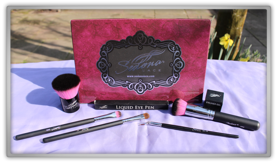 Sedona Lace Brushes Makeup Haul review kabuki Synthetic 28 Neutral Palette Eye Shading beauty liquid eyeliner gel