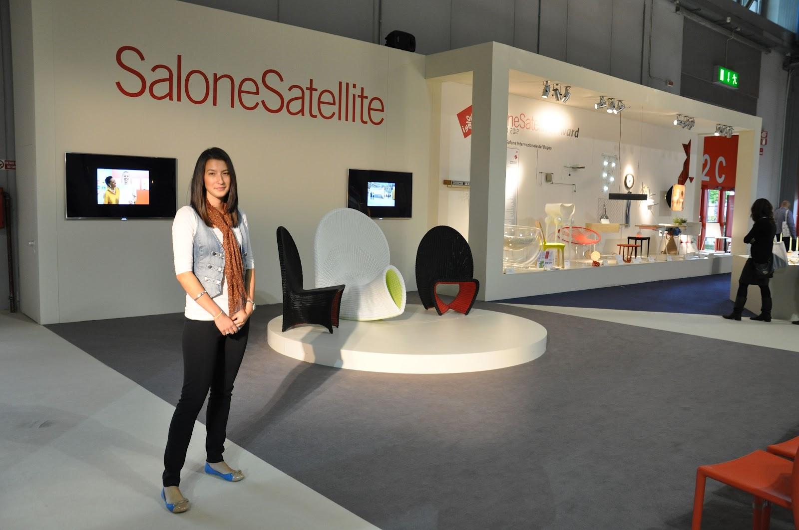 Industrial design in victoria australia jasna manolios for Salone satellite