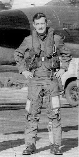 Capitán (Post-Mortem) JOSÉ LEÓNIDAS ARDILES (19/08/1954 - 01/05/1982)