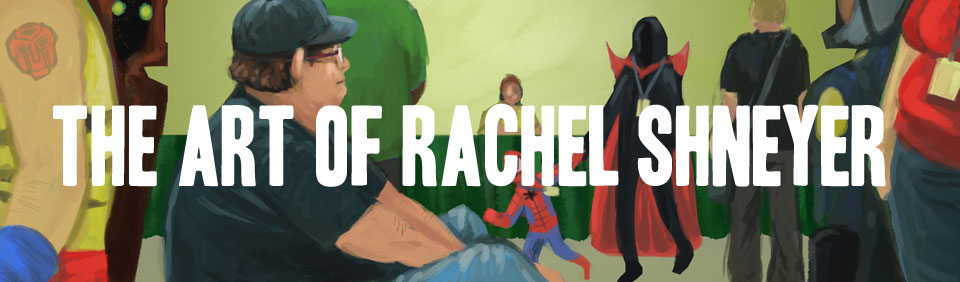 The Art of Rachel Shneyer