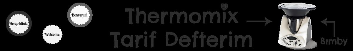 Thermomix Tarif Defterim