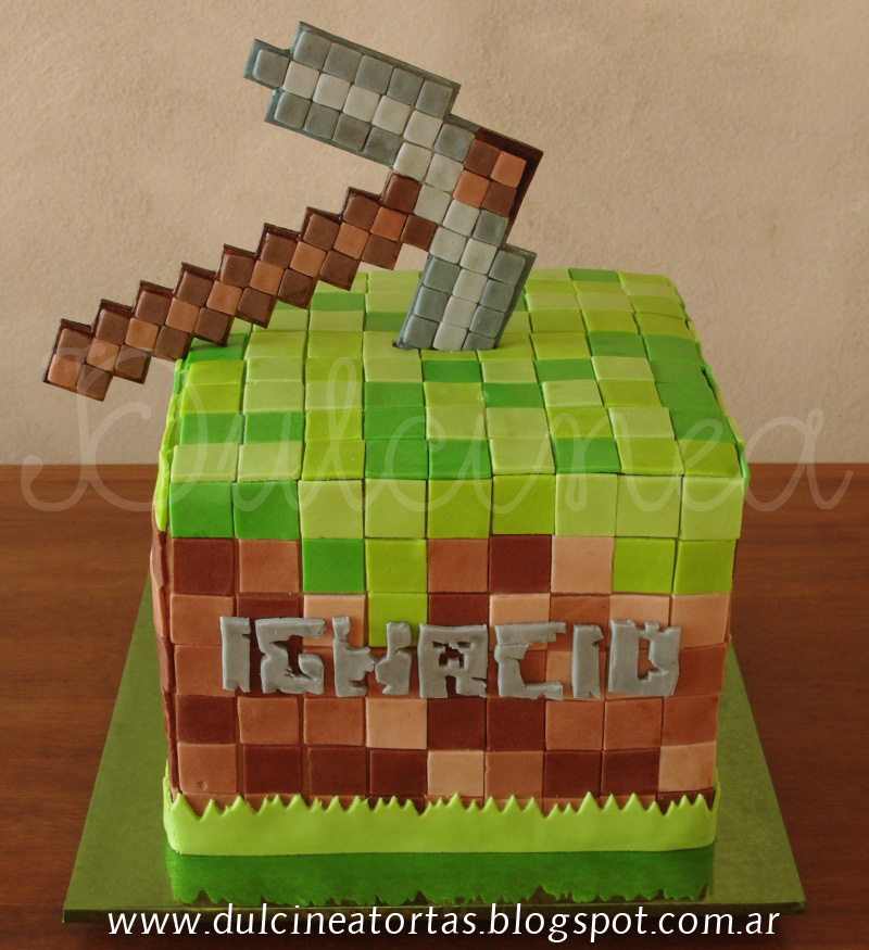 Fotos de decoracion de tortas sencillas 95