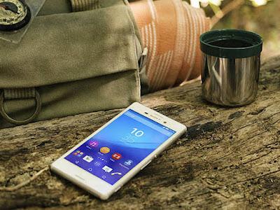 Xperia M4 Aqua é o smartphone aventureiro da Sony