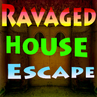 YalGames Ravaged House Es…