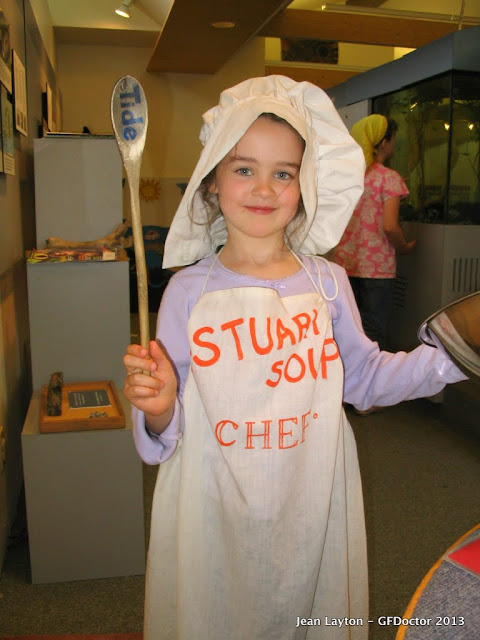 Estuary Soup Chef