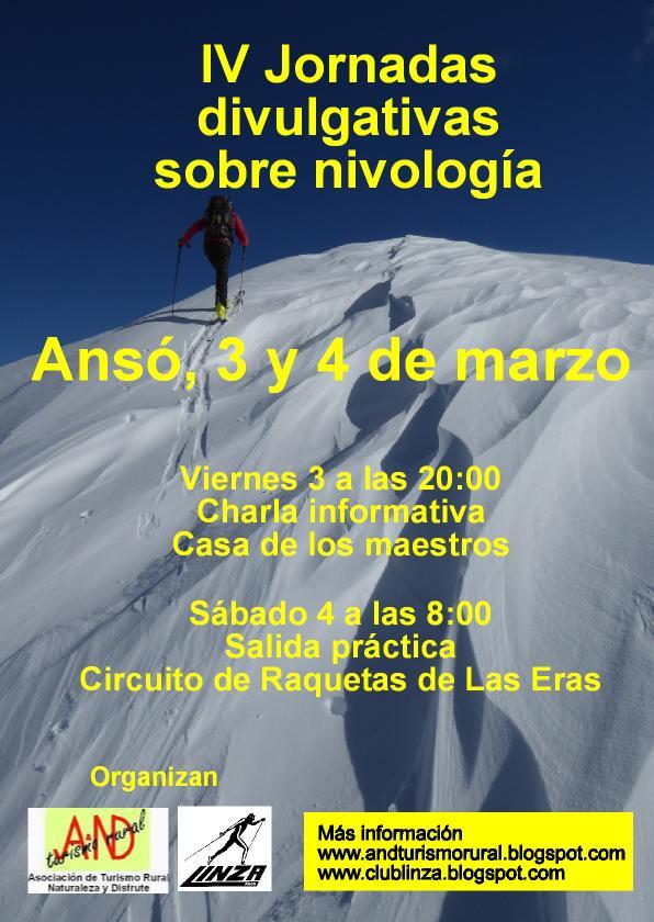 IV Jornadas de Nivología. Ansó