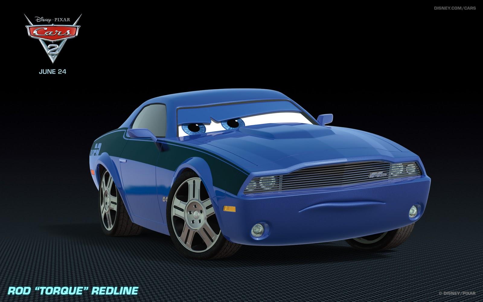 Abrwdchr Nama Nama Mobil Dalam Film Cars 2