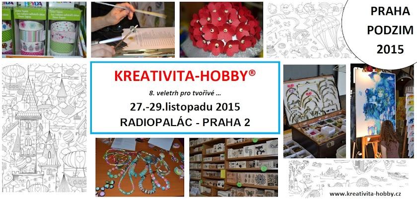 KREATIVITA-HOBBY podzim 2015