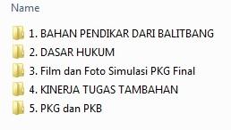 Materi ToT PKG P4TK