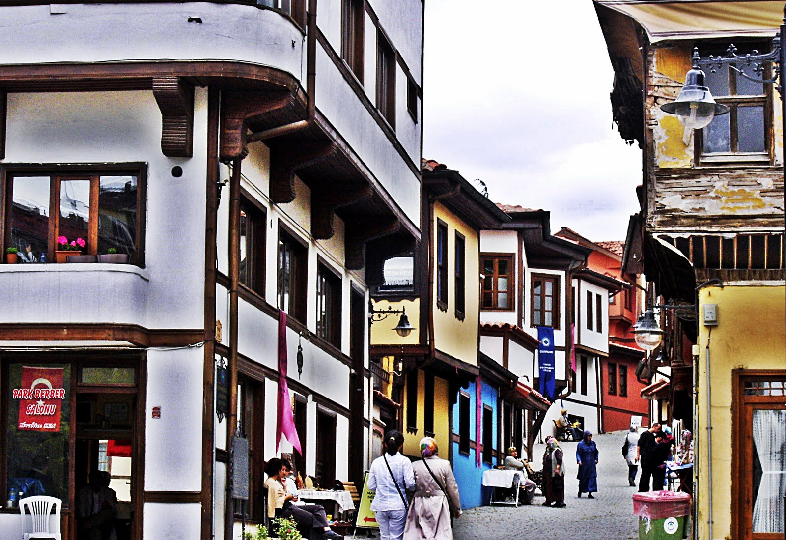 AKINCI 944 - Eskişehir Odunpazarı Evleri