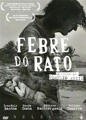 Filme Poster Febre do Rato DVDRip XviD & RMVB Nacional