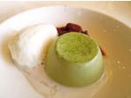 bavaroise di cachi (dessert ai cachi)
