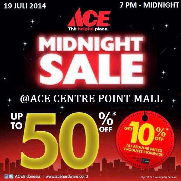 ACE Centre Point Mall Medan