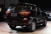harga all new fortuner 2016