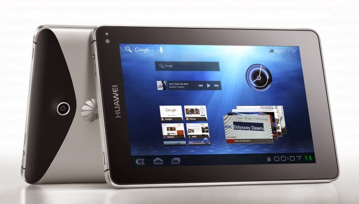 Huawei Release New Tablet & Smartphone