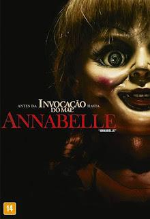 Annabelle - BDRip Dual Áudio