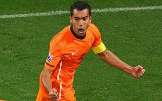 Pemain Timnas Belanda keturunan Indonesia