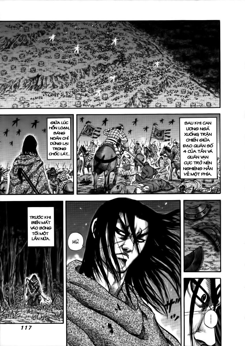 Kingdom - Vương Giả Thiên Hạ Chapter 147 page 4 - IZTruyenTranh.com