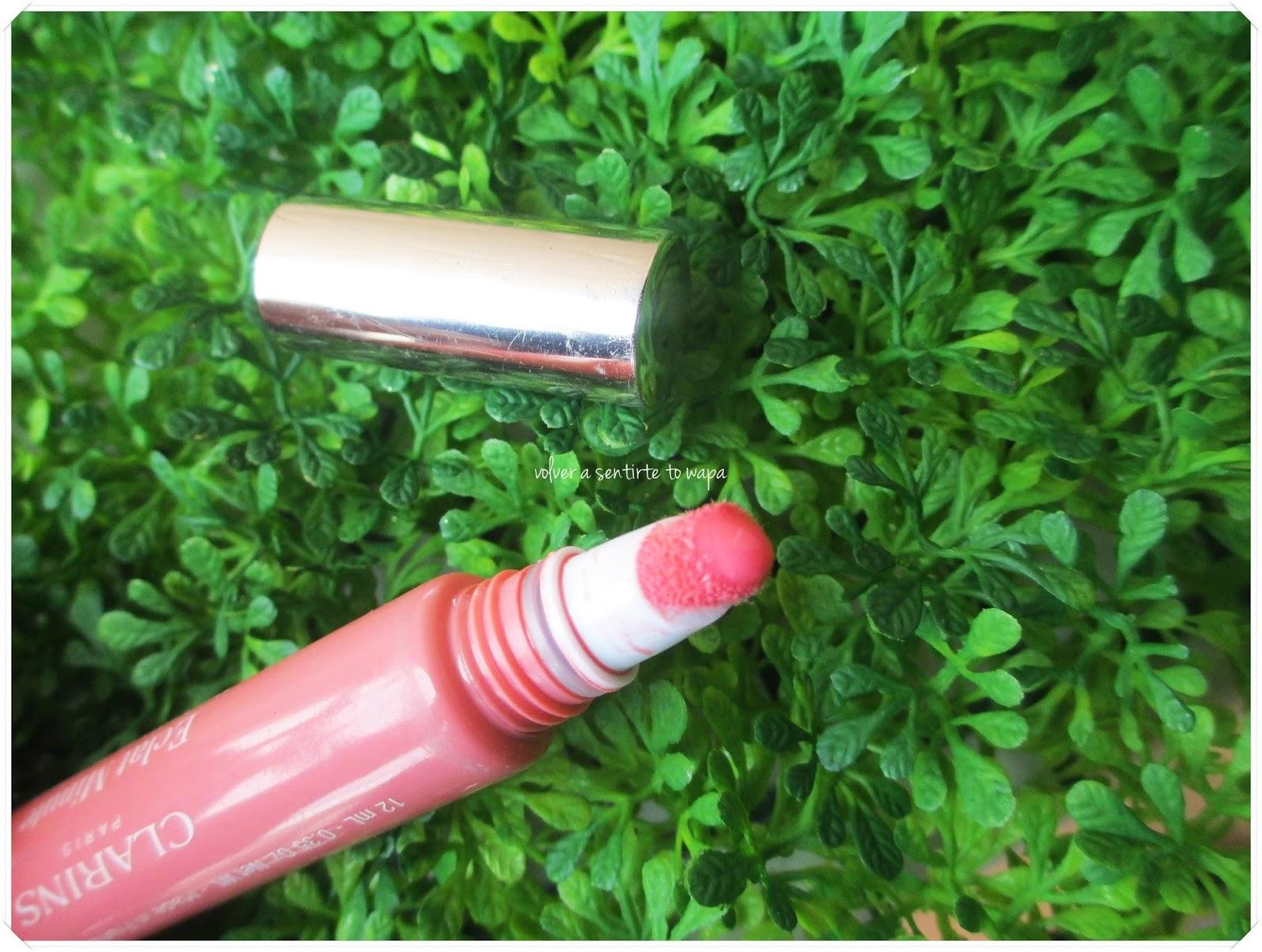 Clarins Comparando sus Lip Balm Perfector