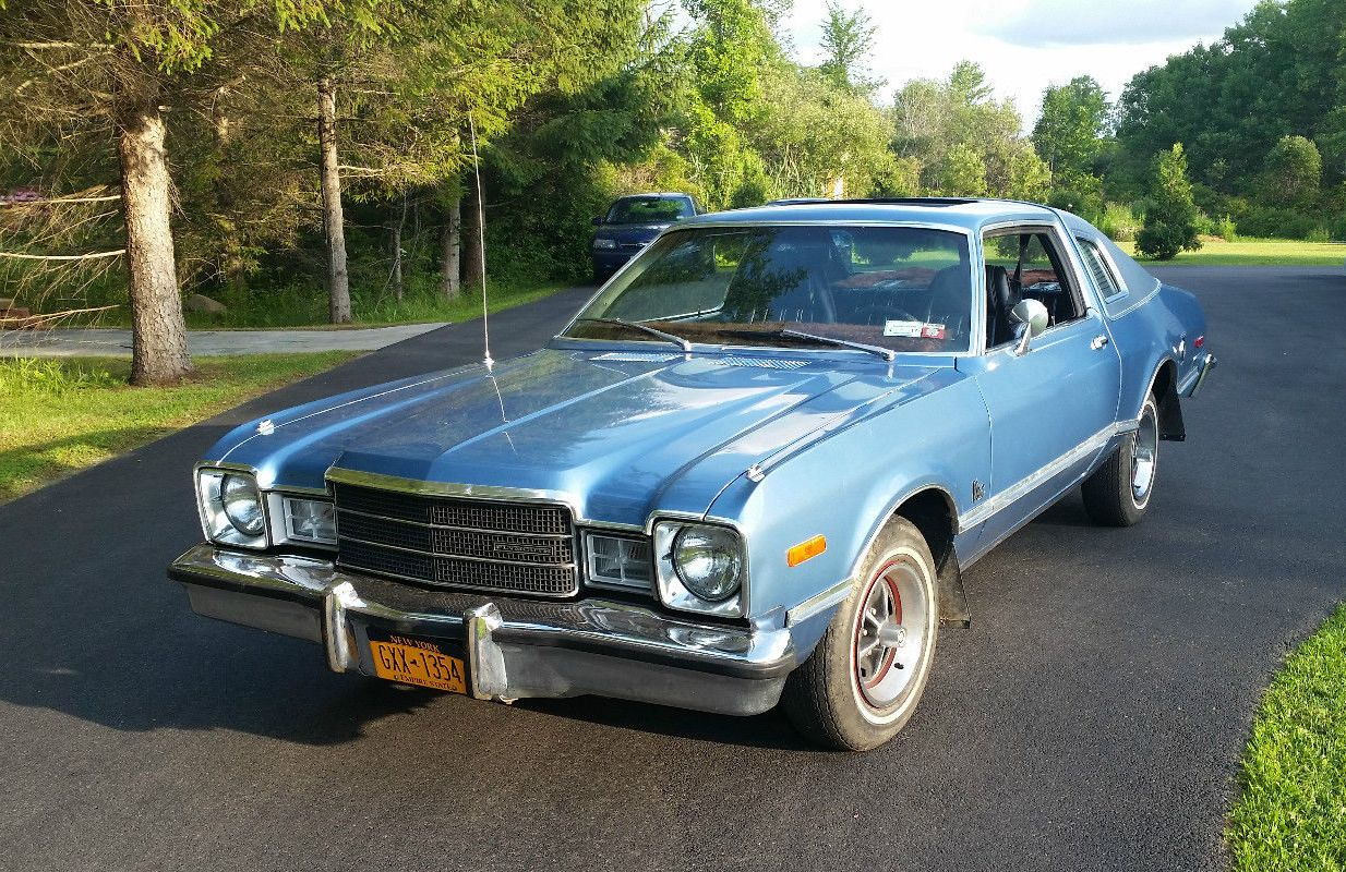 All American Classic Cars 1977 Plymouth Volare Premier 2 Door Coupe