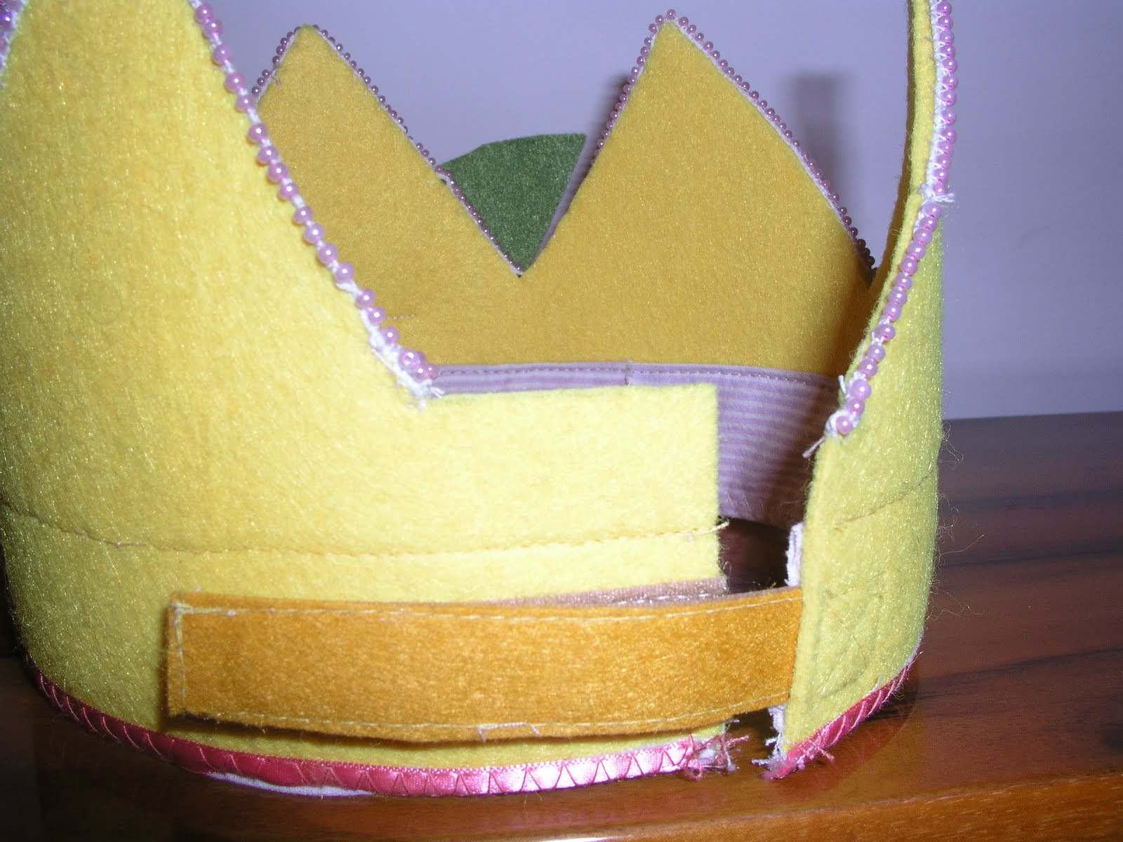 Корона из фетра своими руками фото