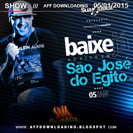 Saia Rodada – São José do Egito – PE – 05.01.2015 – 1 Música Nova!!