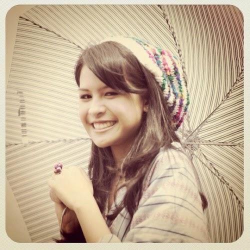 Foto Maudy Ayunda Aktris cantik Indonesia