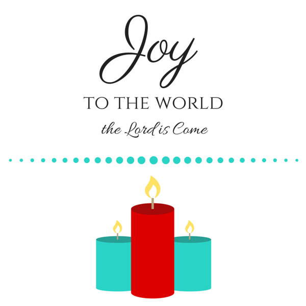 Joy to the World Free Christmas Printable - Anastasia Vintage