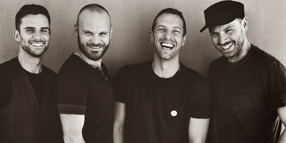 "Coldplay ""Magic"" e ""A Sky Full Of Stars"""