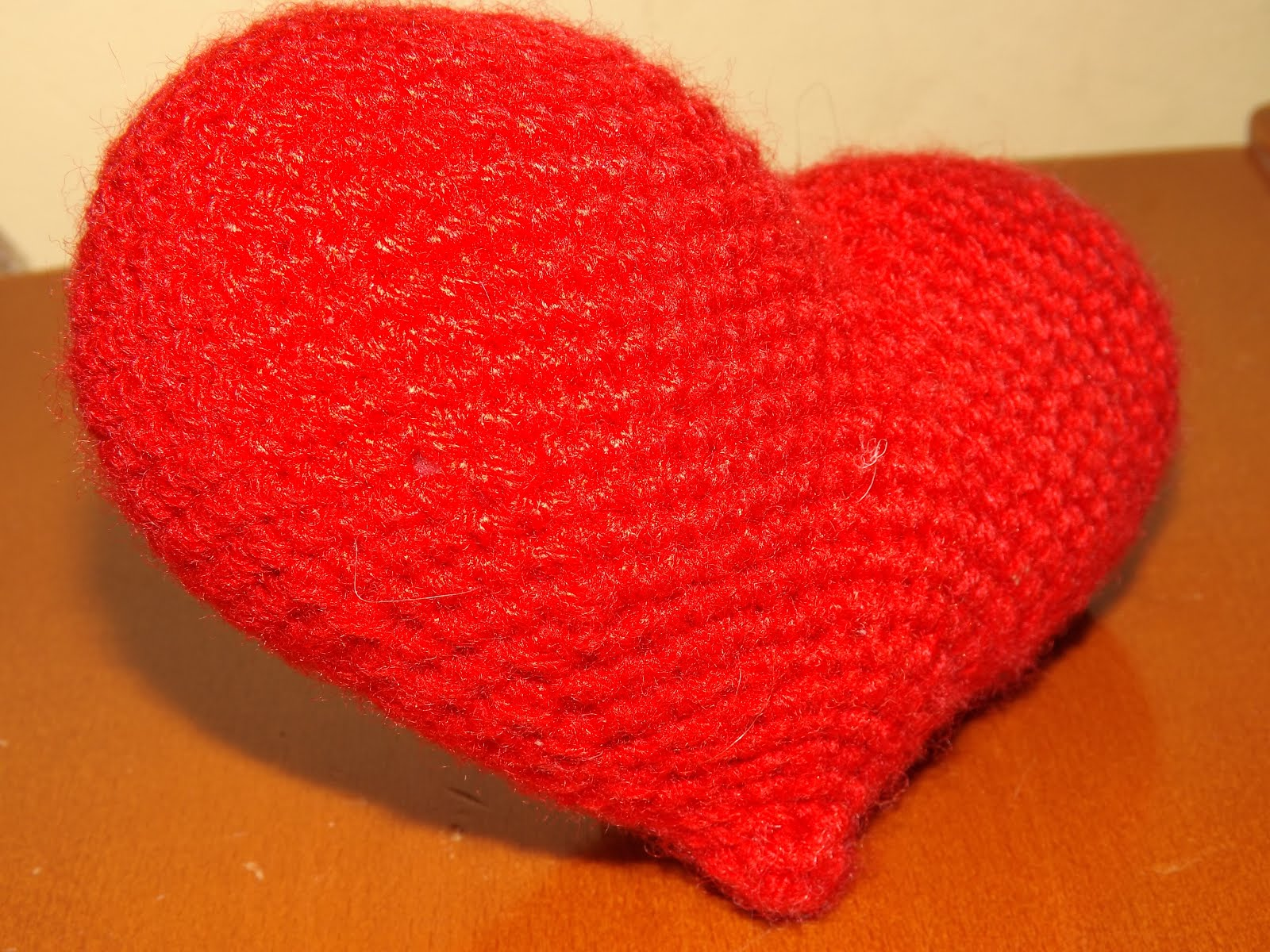 Amigurumi Corazon : Amigurumis Ganchillo y mas: Un corazon por San Valent?n