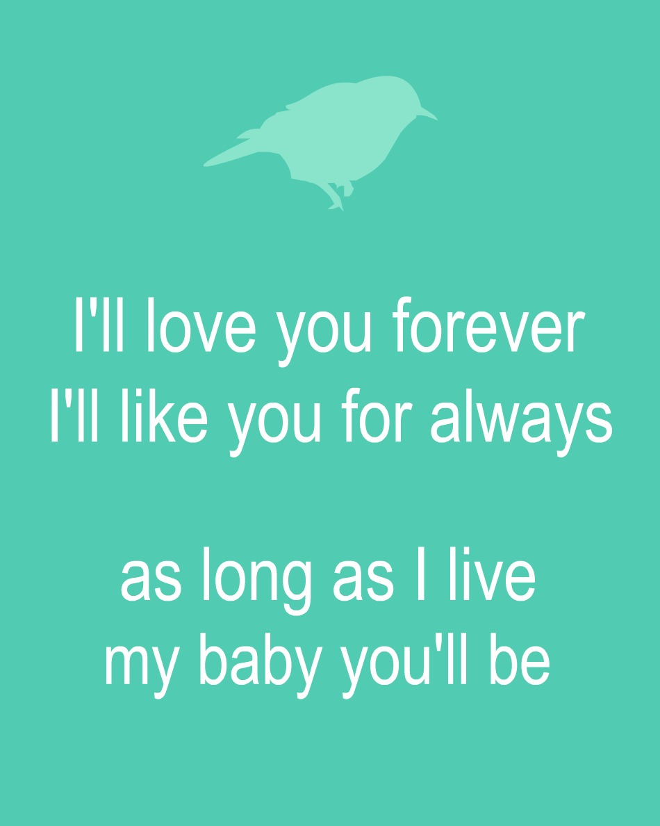 you forever poems for her displaying 18 images for i love you forever ...