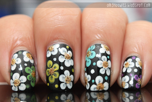 Dotting Flowers
