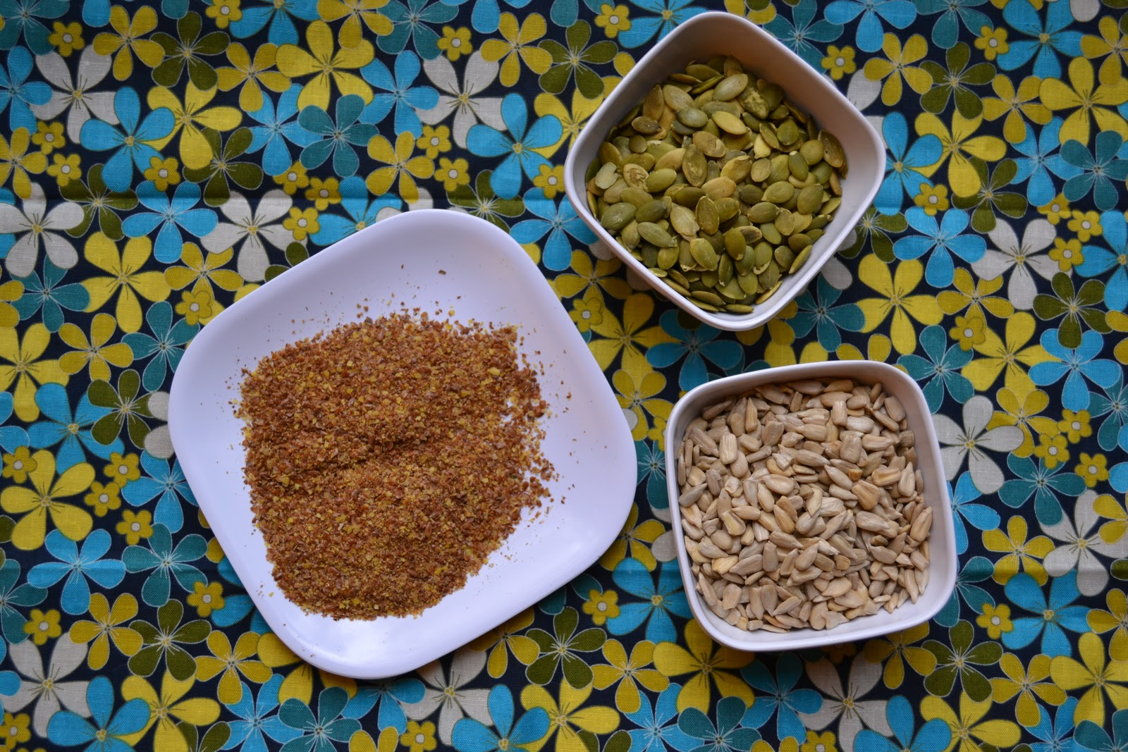 Pumpkin Sunflower And Flax Seed Butter Makes 1 14 C Pictures