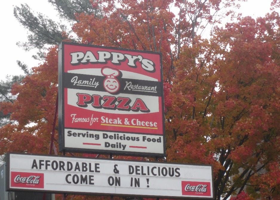 Pappys pizza