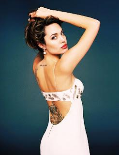 **Pretty Angelina... **
