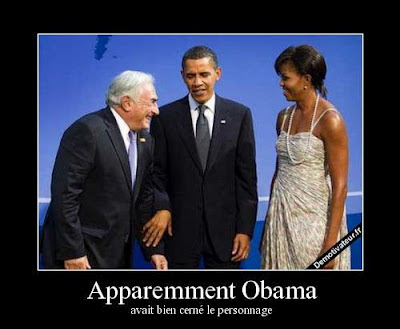 humour DSK Obama