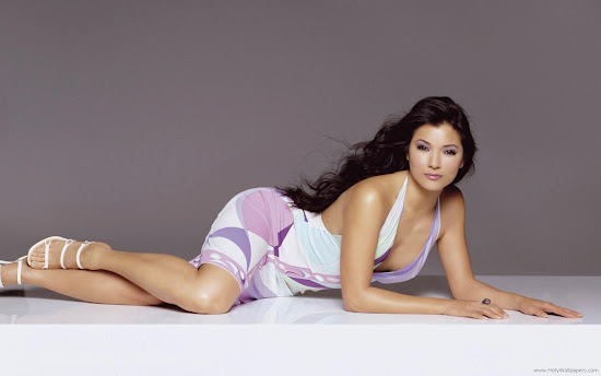 Kelly Hu HD Wallpaper
