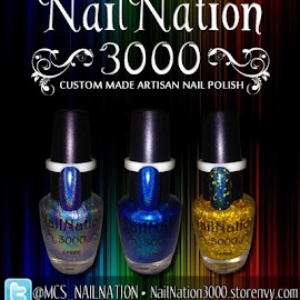 Exclusive Coupon Code from NailNation 3000