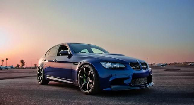 2012 Vivid Racing BMW M3