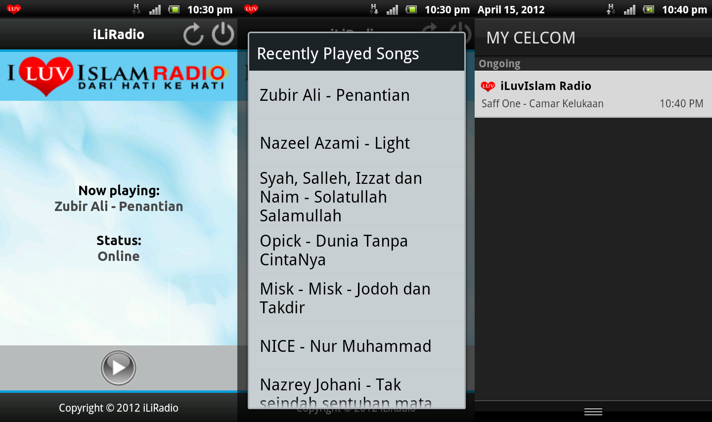 iLiRadio2.2.2 iLiRadio for Android