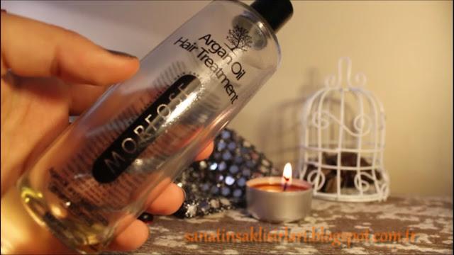 Aralık Ayı Favorileri / Ayın Favori Ürünleri - Morfose Argan Oil