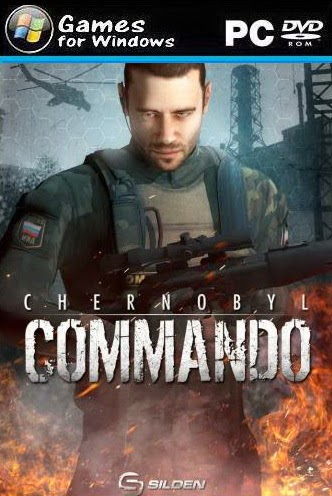 Download Game Chernobyl Commando PC Full Single Link 1 GB
