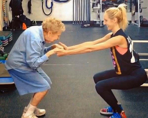 άσκηση 97 χρονών