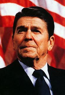 Beberapa Tokoh Terkenal Yang Pernah Tertembak - Ronald Reagan