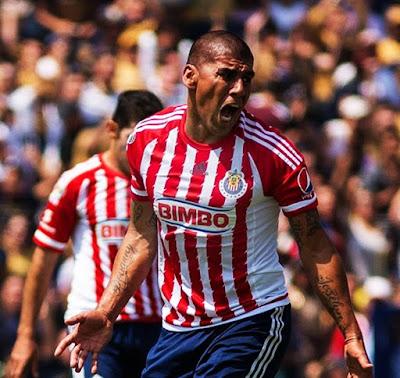 Carlos Salcido Transferible Chivas