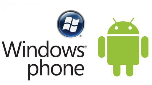 Windows phone ou Android