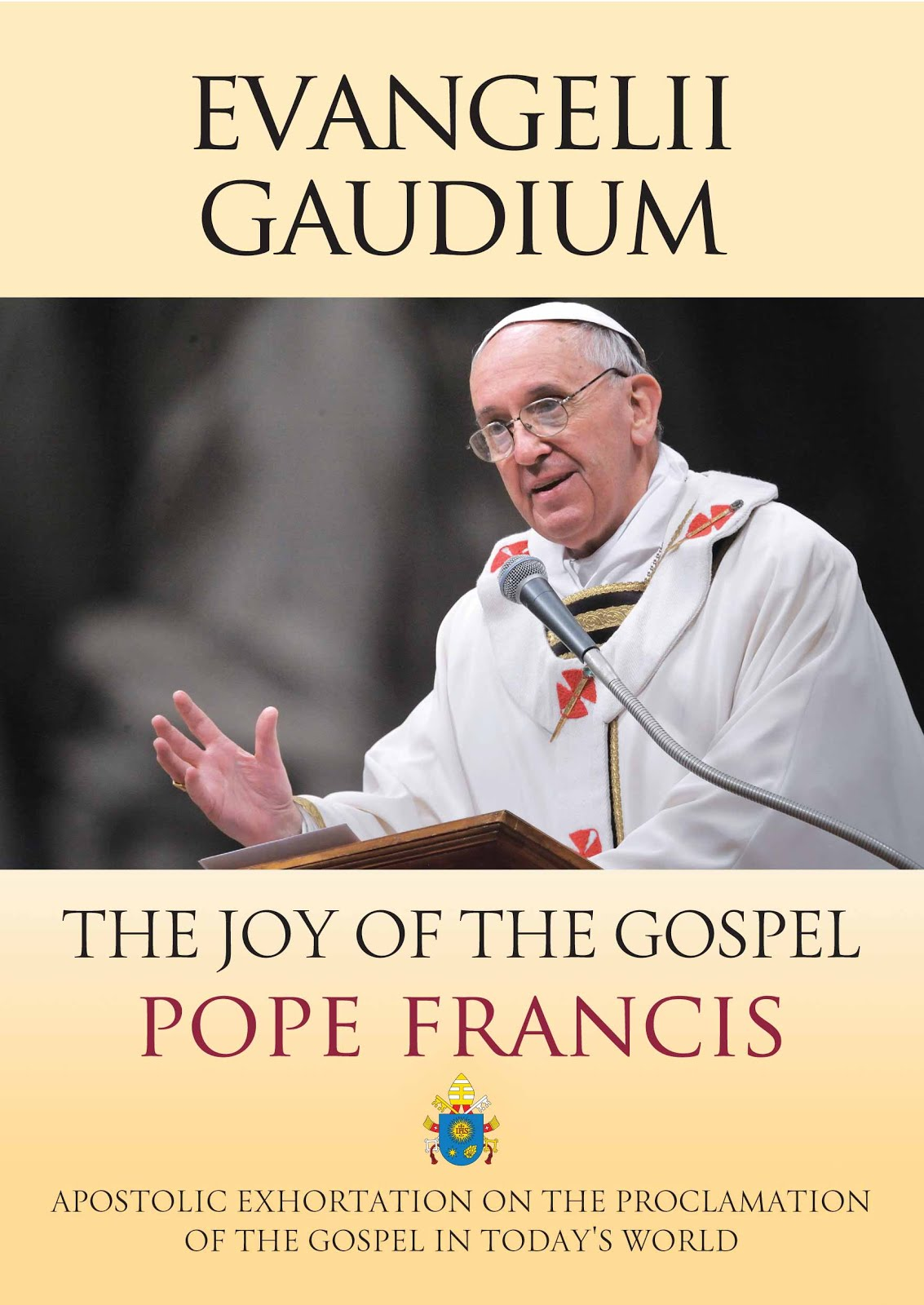 EVANGELII GAUDIUM --- bil-Malti + AUDIO in mp3; in English, in Italiano - mis-sit tal-LAIKOS